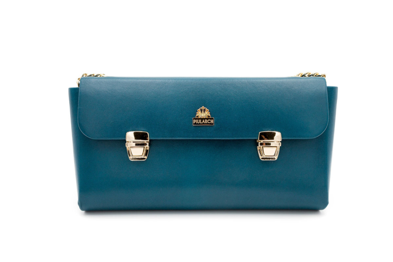 Bolso Azul Sastre Crown