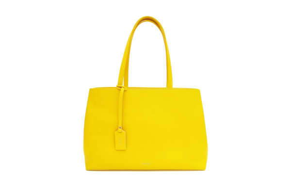 bolso larch amarillo